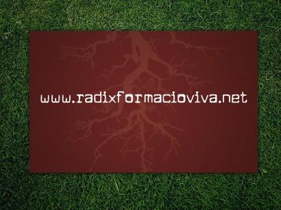 Disseny Targetes Râdix Formació Viva (2010)